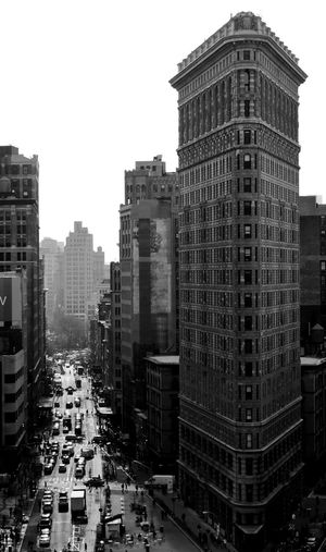 Flatiron Building, NYC (2/2) Flatiron Building New York New York City Newyork Flatiron District Blackandwhite Black And White Black & White Blackandwhite Photography Black&white Black And White Photography Blackandwhitephotography
