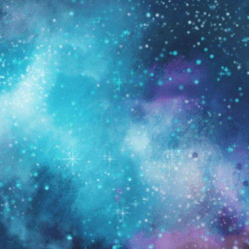 Galaxy Blue Star - Space Night Sky First Eyeem Photo
