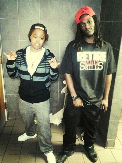 me& my main nigga