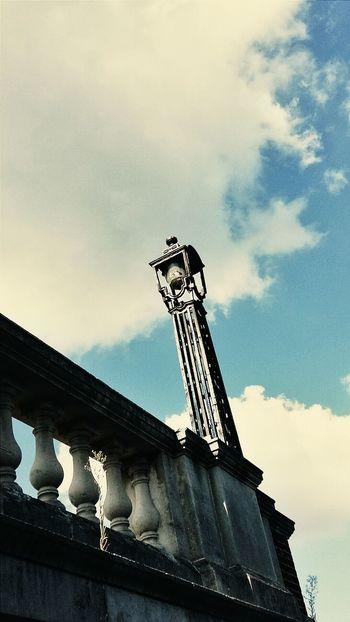 Hampton Court Bridge Lamppost Balustrades Summer ☀