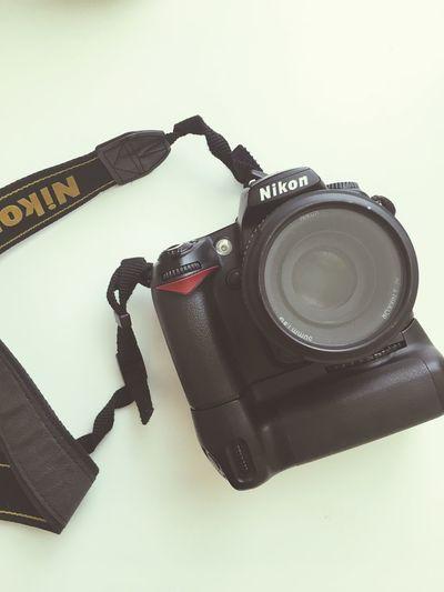 My baby Nikon