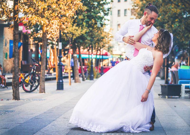 Emotions EyeEm Best Shots Happy Just Married Love Romance Wedding Wedding Photography Wedding Photographer Black And White Ceremony Feelings Wedding Day Wedding Dress Week On Eyeem