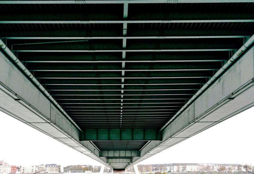 Architecture Structure Urban Geometry Building Bridges The Architect - 2016 EyeEm Awards Rheinufer Steel Urban Köln Severinsbrücke Altstadt Seeing The Sights