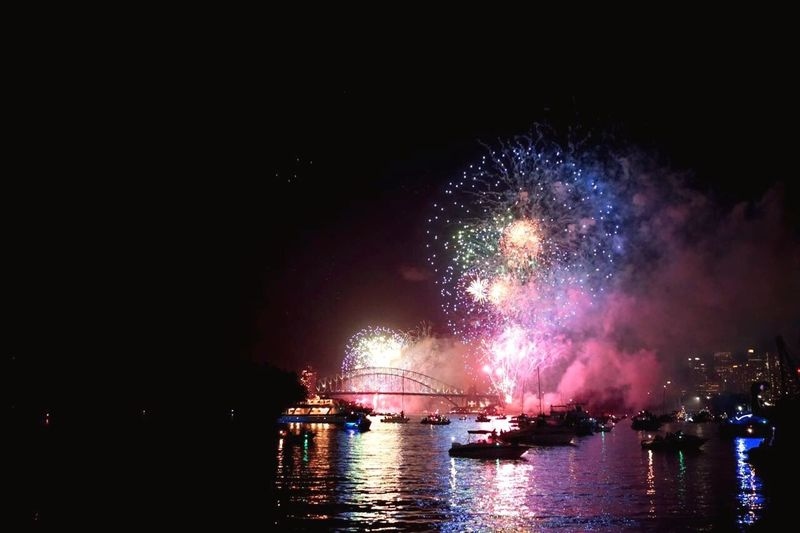 Sydney Sydney, Australia Happy New Year Bye Bye 2015  My Best Photo 2015 The Great Outdoors - 2015 EyeEm Awards Fireworks