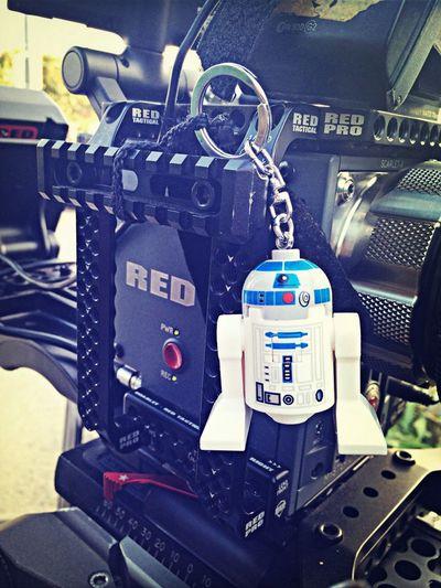 Cinema Ilovemywork Red One Star Wars