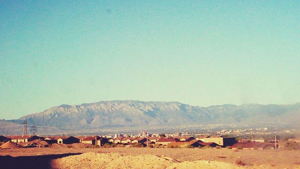 Albuquerquemountains Albuquerque Beautiful! ☀🌄