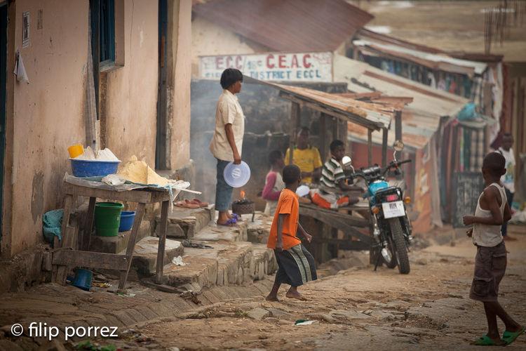 Abandoned Congo