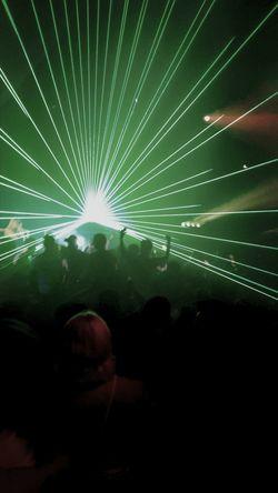Party Dancing Light Bali