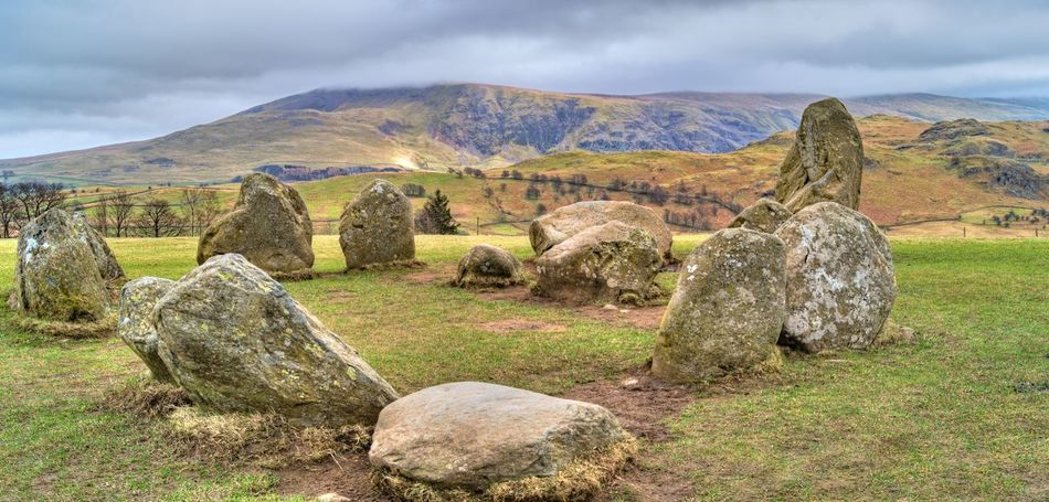 Castlerigg Stone Circle Stone Stones Stonecircle Stein Steine Steinkreis Cumbria Keswick Lakedistrict Lakedistrictuk Lakedistrictnationalpark England
