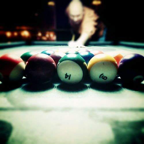 Billiards Pool Eightball