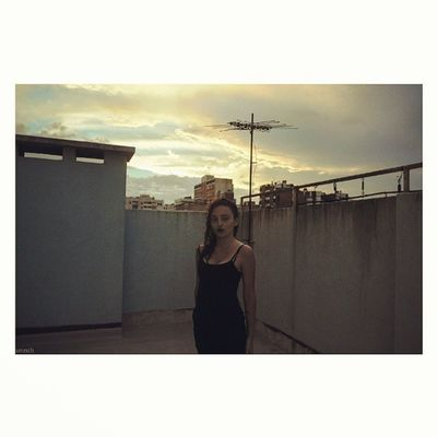 SOE VSCO Justgoshoot Girls Sunset photography picoftheday clouds models beauty cool