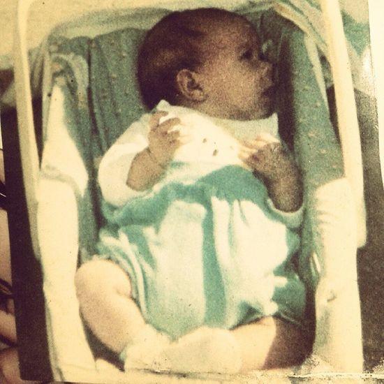 Cuando tenia 1 año! ♥ Como pasa el tiempo!! :)
