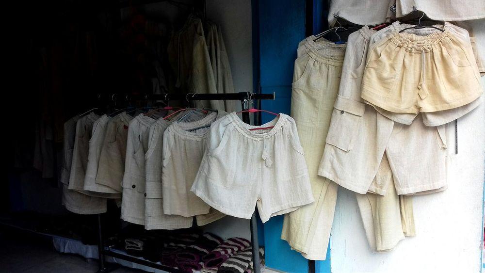 Cloths Khadi Close-up Art Gallery High Angle View Art And Craft Beautiful Artwork Designs Cotton Nature Nepal This Week On Eyeem Travelaround Travler