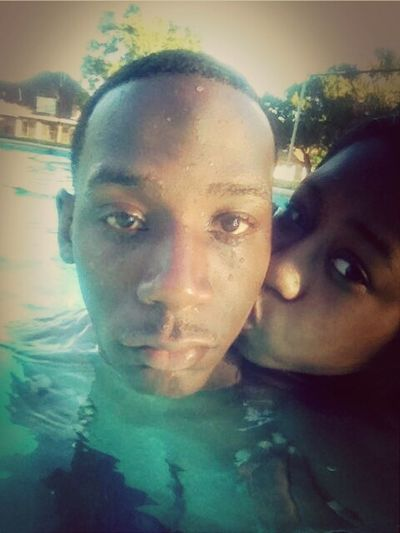 Swimming :)
