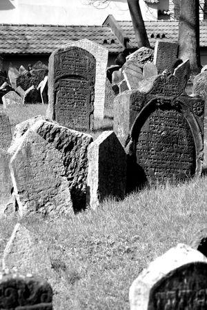 The Old Jewish Cemetery, Prague Bohemia Cemetery Czech Republic Jew Jewish Jewish Community Jewish Ghetto Josefov Prague Praha Stary Zidovsky Hrbitov Day Ghetto Headstone Headstones History Jewish Cemetery Jewish Quarter Jews Old Jewish Cemetery Outdoors Synagoga Synagogue Židovské Město