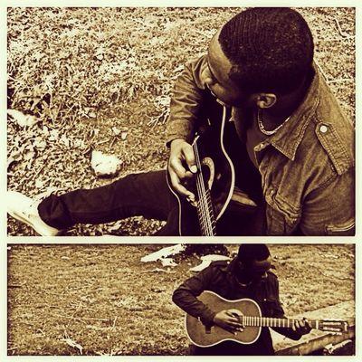 Me & My Guitar.