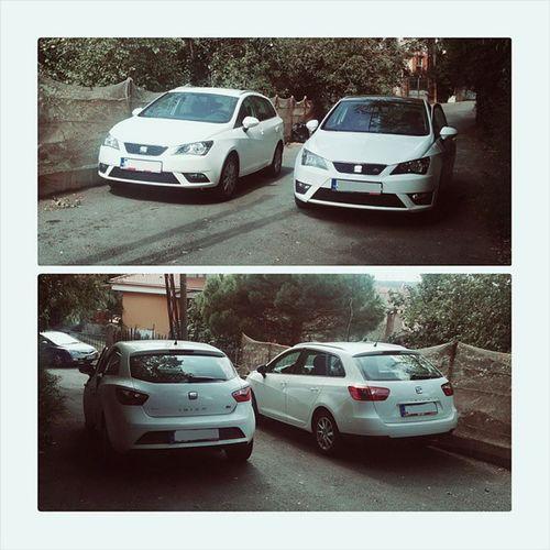 Seat Ibiza Ibiza6j IbizaFR ibizast white car