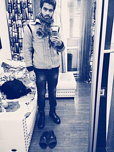 Mockba Cold Winter ❄⛄ NewLook That's Me