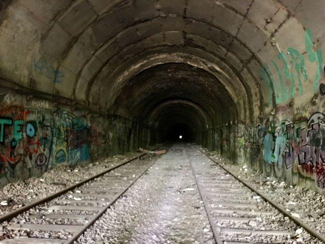 Tunnel La Petite Ceinture