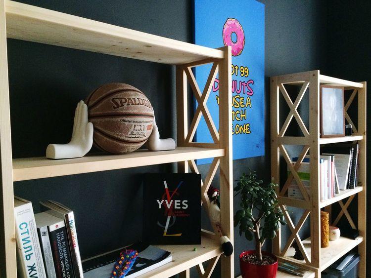 Office Style Decoration Ysl Furniture Books Bright Kiev