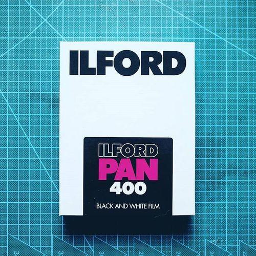 Ilford PAN 400.