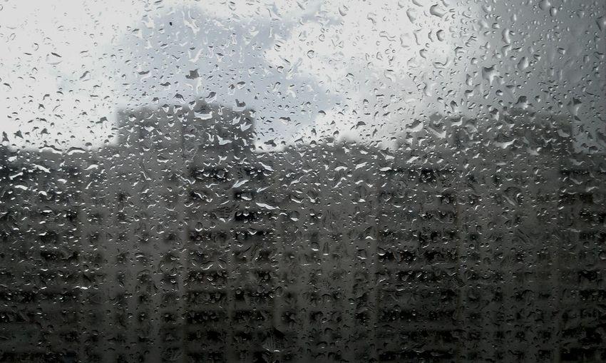 New Peredelkino Rain Day на улице Дождь