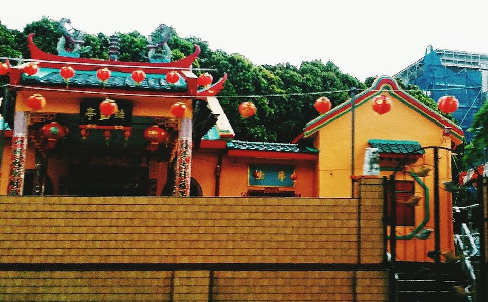 Temple Chinese Architecture Colours Asian Culture Architecturecollection Architecturephotography Architecturelover EyeEm Gallery Eyeem Architecture Eyeemphotography Eyeemcollection