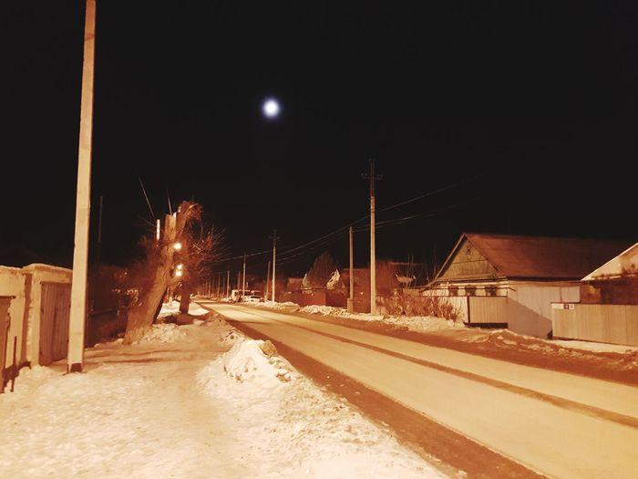 Night Winter Cold Temperature Snow Sand Illuminated Sky No People Outdoors Ice Hockey Space