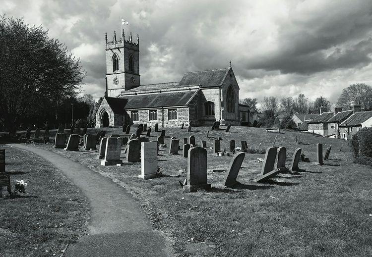 Church Churchyard Lostmemories Blackandwhite Life Love Death