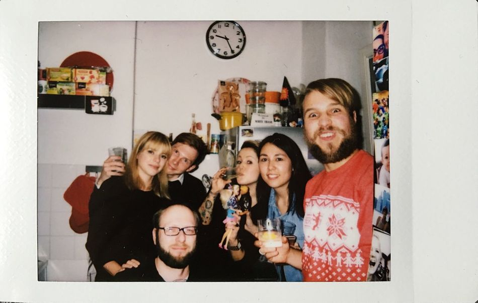 Lovely People Bad Bitches Polaroid Analog Delightful *_* Dont Get Drunk At My House Sozzled Run Out Of Gin And It's Only Half 9 THESE Are My Friends