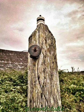 Old Buildings Old Barns Fencepost Photography Outdoors Photograpghy  Creepy Nature Shots Outdoors in Sequim WA Electric Wires Wires