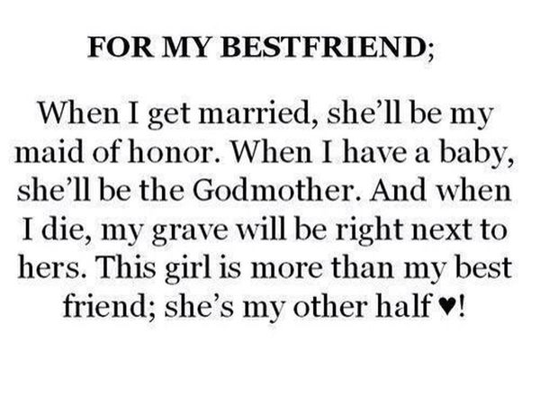 Yess This Goes To My Bestfriends The People That Are ALWAYS There For Me No Matter What! <3 I Love Yall(: