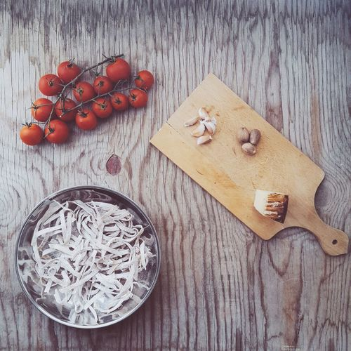 making an italian lunch. My World Of Food Food Photography Traditionalfood Rawfood Selfmade Pasta