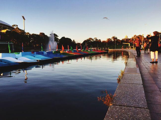 Adelaide, South Australia River Torrens Water Riverside Riverbank Riverside Photography