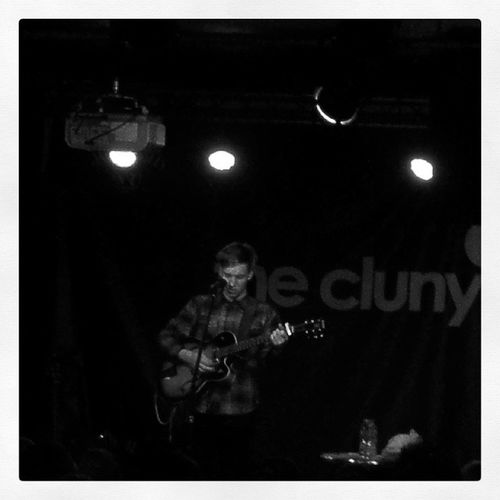 Good night of live music! George_ezra Georgeezra