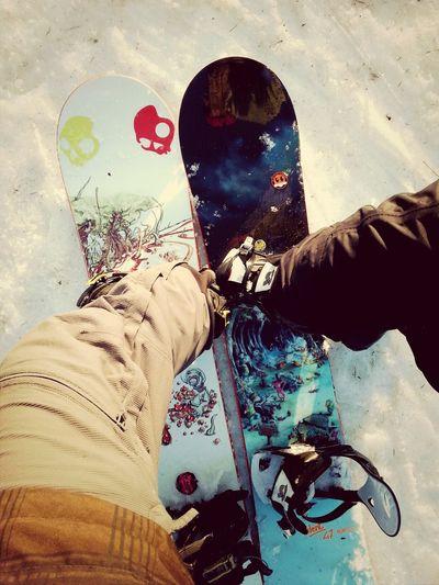 Snowboarding Apo Skullcandy Ride