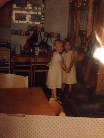 Cute Girls Over 10 Years Ago Kindergarten Girls Bestfriends Love Her Since 16 Years