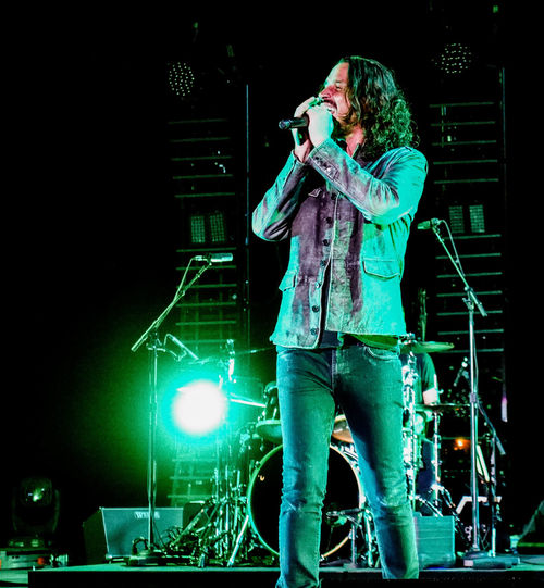 Soundgarden Live Pictures from the May 6th, 2017 concert in Tuscaloosa, AL Tuscaloosa Amphitheater Chris Cornell Concert Concertphotography Grunge GrungeStyle Live Music Music Musician Photography Popular Photos Soundgarden Soundgardenconcert