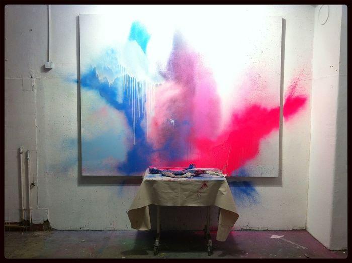 Amazing Shit Exhibition Streetart Atm Gallery