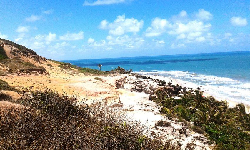 Praia da pipa -RN, First Eyeem Photo