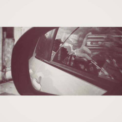 Car Transportation Reflection Mode Of Transport Vehicle Mirror Side-view Mirror Day No People Close-up Outdoors