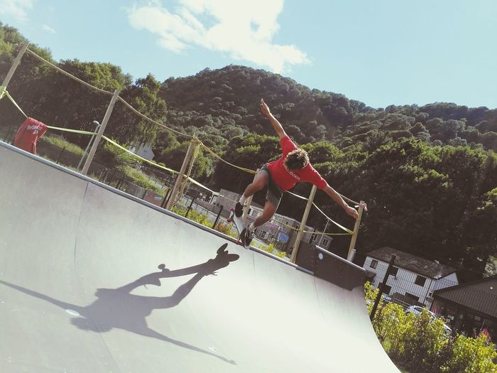 Skate shadow 1 Surfsnowdonia Sport People Skill  Adults Only Adventure Day Outdoors Mountain Sky One Person Extreme Sports Full Length Athlete Skateboarding Halfpipe Skateboard Skateboard Park Leisure Activity Shadow Silhouette Breathing Space Love Yourself