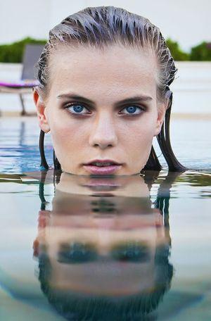 My Last Job Beachwear Bikini Mikkini Pool Summer ☀ style Shooting