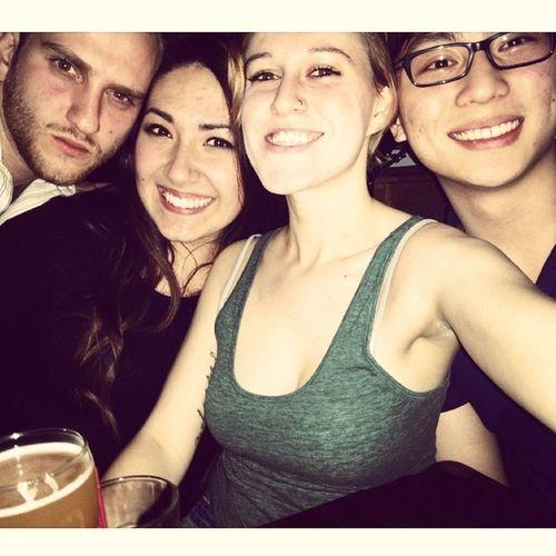 Pdc Andfriends @ughzinstagram @pieguy_cakeisalie Betazeta BetaZetaPRIDE LIUPharmacy turtlebay @turtlebaynyc love family drunk