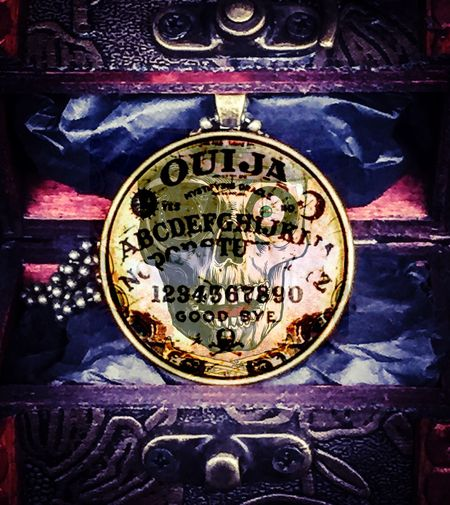 Photographic Approximation Open Edit Ouija Board