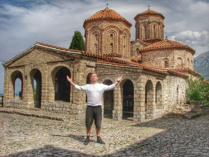 I Love Macedonia Macedonia Ohridlake Ohrid Lake Ohrid Macedonia Ohrid's History Ohrid:) St. Naum Myself And My Life☆