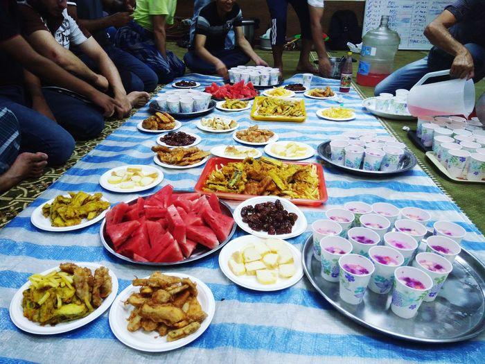 Ramadhan Kareem  Iftar Time in Msc NCTU Hsinchu, Taiwan