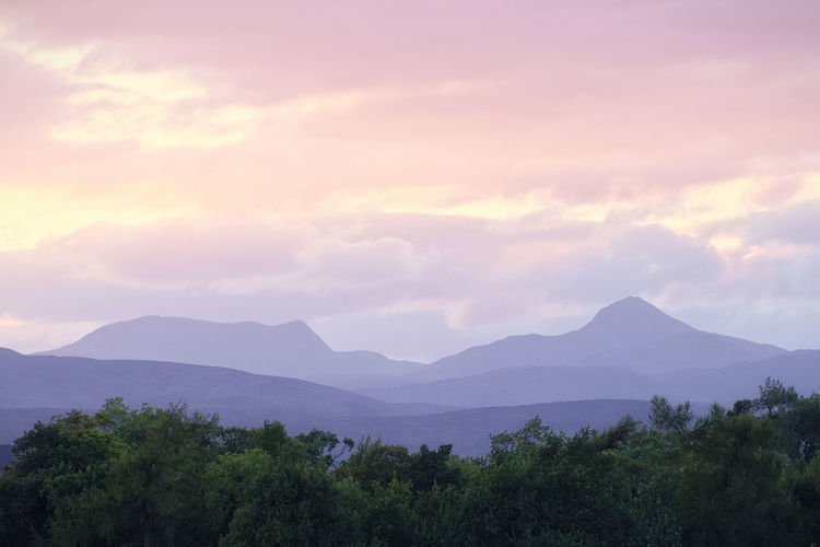 Ben Ledi and Ben Vorlich from Auchterarder Beauty In Nature Dramatic Sky HDR Hdr_Collection Idyllic Landscape Mountain Mountain Range Olympus Pen-f Outdoors Perthshire Scotland Sky Tranquil Scene Tranquility Colours Colourful