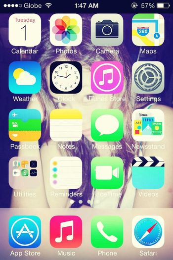 my iphone updated in iOS 7.0.2