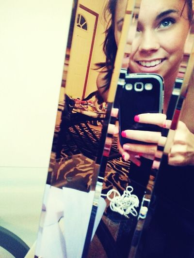 mirror pic :)